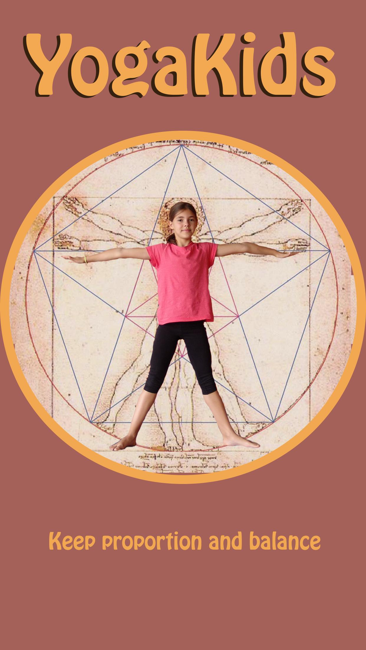 YogaKids+balance