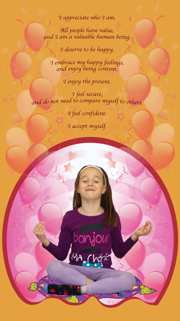 YogaKids+selftesteem