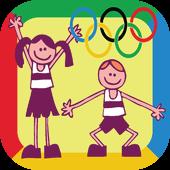 FitnessKid app for children in appstore