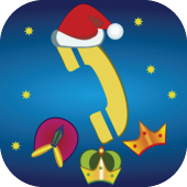Ringring Christmas app for iphone in appstore