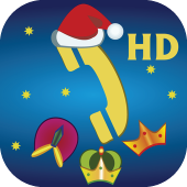 Ringring Christmas app for ipad in appstore